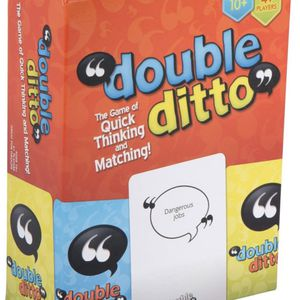 Inspiration Play Double Ditto Family Party Board Game for Sale in Phoenix, AZ