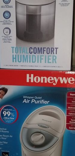 NEW - Humidifier & Air Purifier for Sale in Dallas,  TX