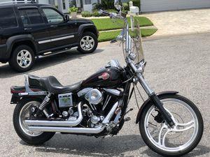 1994 Harley Davidson Dyna Wide Glide for Sale in Tarpon Springs, FL