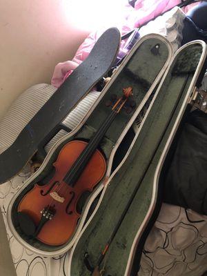 Violin & case for Sale in Germantown, MD