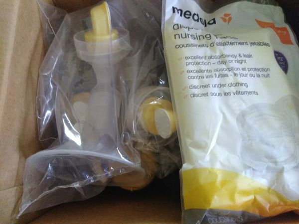 Medela Double breast pump ((( New))) in box