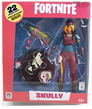 Fortnite Skully Figure MIB 2019 McFarlane Toys for Sale in Aliquippa, PA