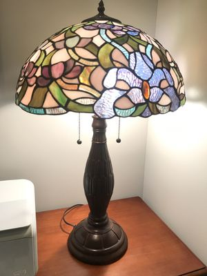 Large Tiffany Lamp for Sale in Evansville, IN