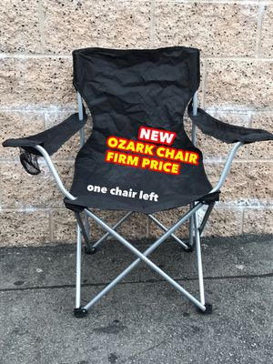 Folding chair brand new firm price for Sale in Glendale, CA