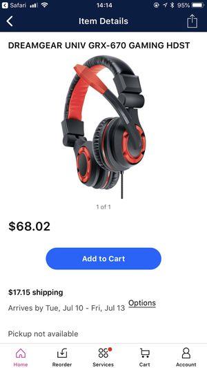 Gaming Headphones for Sale in Fort Belvoir, VA