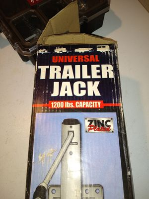 Trailer jack for Sale in St. Louis, MO
