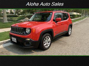 2015 Jeep Renegade Latitude for Sale in Santa Clarita, CA