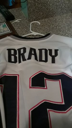 New England Patriots authentic jersey one lady Jersey the for Sale in West Palm Beach, FL