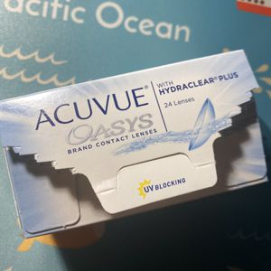 Acuvue Oasys- 24 Pack , -1.50 for Sale in Diamond Bar, CA