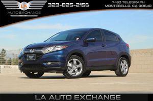 2016 Honda HR-V for Sale in Montebello, CA