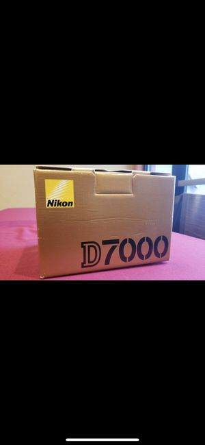 Nikon D7000 for Sale in Hillsboro, OR