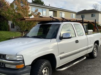 2002 Chevy Silverado Short Bed for Sale in Seattle,  WA