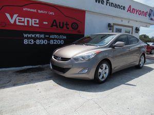 2013 Hyundai Elantra for Sale in Tampa, FL