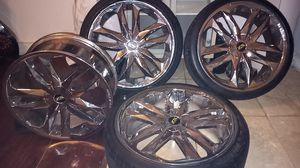 Rims and tires for Sale in City of Industry, CA