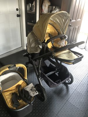 UppaBaby Vista Double stroller 2014 for Sale in Rowland Heights, CA