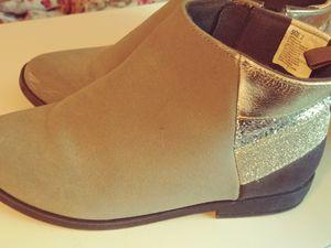 Cute girls suede glitter boots for Sale in Hoquiam, WA