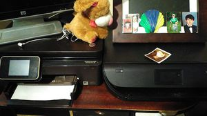 HP monitors n two Bluetooth n wifi HP printers. for Sale in Aberdeen, MS