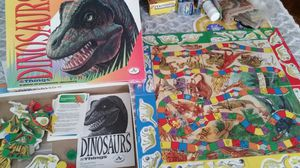 Dinosaur puzzle game for Sale in Rutherford, NJ