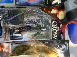 The crow action figure for Sale in San Jose, CA
