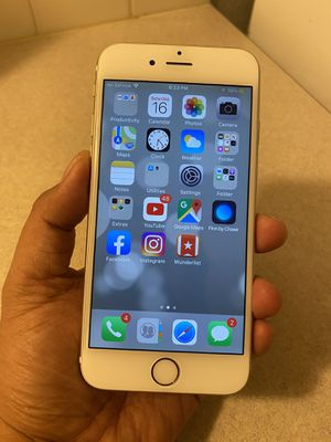 Unlocked Iphone 6 16GB (Gold) for Sale in Kent, WA