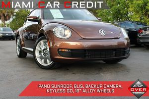 2016 Volkswagen Beetle Coupe for Sale in Miami Gardens, FL