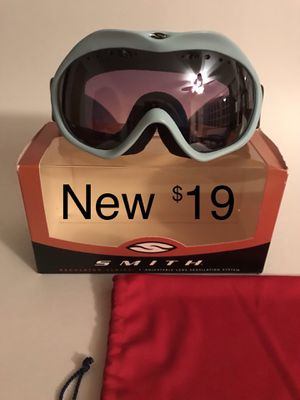 Smith Anthem Small Goggles Only Snow Ski Snowboard for Sale in San Clemente, CA