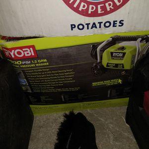 Ryobi Elec Prewashed, & Battery Powerweedeater for Sale in Olympia, WA