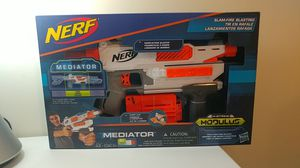 Nerf Mediator Gun N-Strike Modulus Brand new Never Opened for Sale in Macungie, PA