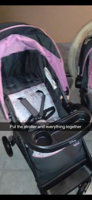 Minnie Mouse stroller set for Sale in Indianapolis, IN