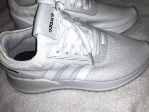 Adidas White women's new size 8.. for Sale in Puyallup, WA