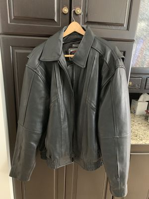 Leather jacket for Sale in Sykesville, MD