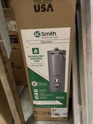 Water heater 40 galones 6 años de garantía for Sale in Vernon, CA