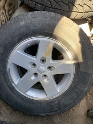 Jeep wheels for Sale in Denver, CO