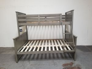 Bunk bed twin over full size for Sale in Phoenix, AZ