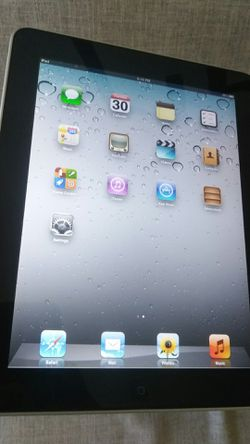 Used Apple Ipad 1gen 64gb Icloud Clean Working Great for Sale in Los Angeles,  CA