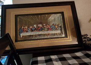 Cuadro de la ultima cena. for Sale in Martinez, CA