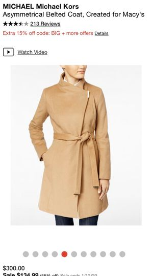 Michael Kors Coat for Sale in Ross, OH