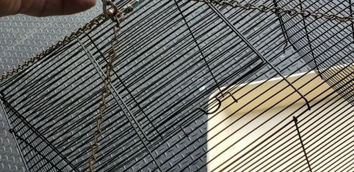 Simple Bird Or Small Rodent Cage for Sale in Fresno,  CA