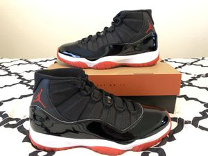 Jordan 11's Breda size 11 for Sale in Fresno, CA
