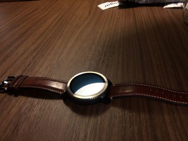 Generation 4 fossil smartwatch