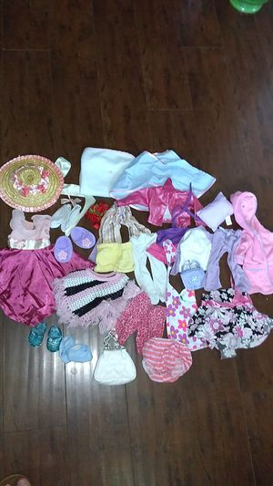 American Girl 18 Inch Doll Clothing Lot for Sale in Costa Mesa, CA