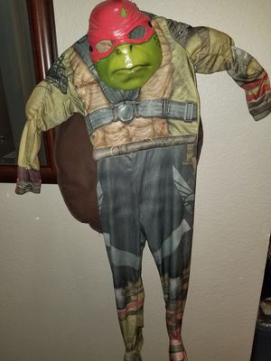 Ninja turtles out of the shadows costume for Sale in Grand Prairie, TX