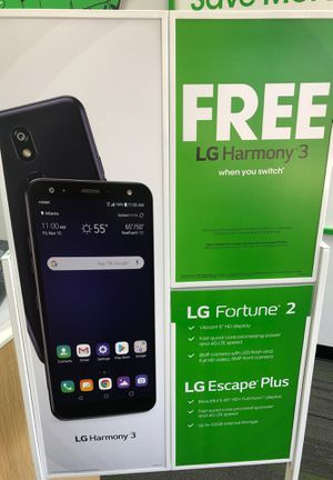 Free LG 3 when you switch for Sale in Abilene, TX