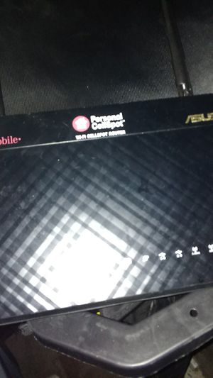 TMobile personal cellspot router for Sale in San Diego, CA