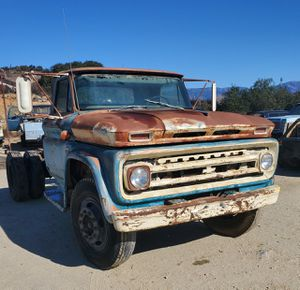1964 Chevrolet C60 for Sale in Valley Center, CA