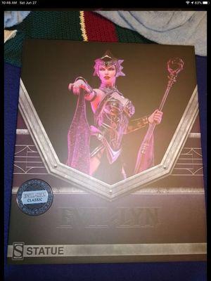 Sideshow Tweeterhead He Man Masters of the Universe MOTU Evil Lyn Exclusive for Sale in Cerritos, CA