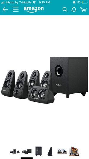 Logitech speaker's good condition for Sale in Miami, FL