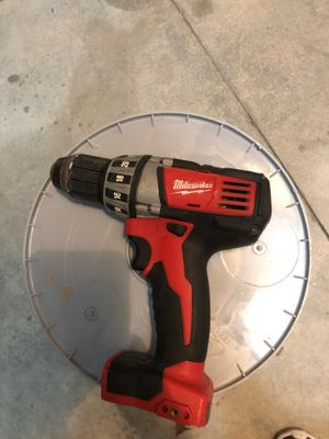Milwaukee m18 drill driver for Sale in Blue Springs, MO