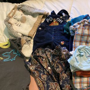 Baby Boy Bundle 6-9m for Sale in South Gate, CA