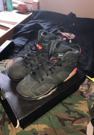AIR JORDAN RETRO 6 BG for Sale in Austin, TX
